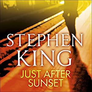 Just After Sunset Audiobook