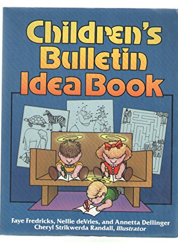 Children's Bulletin Idea Book