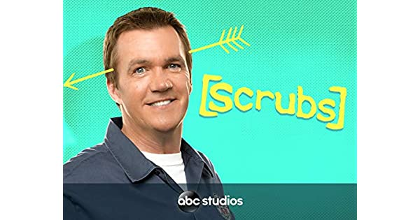 Tv show scrubs (season 1, 2, 3, 4, 5, 6, 7, 8, 9) full episodes.