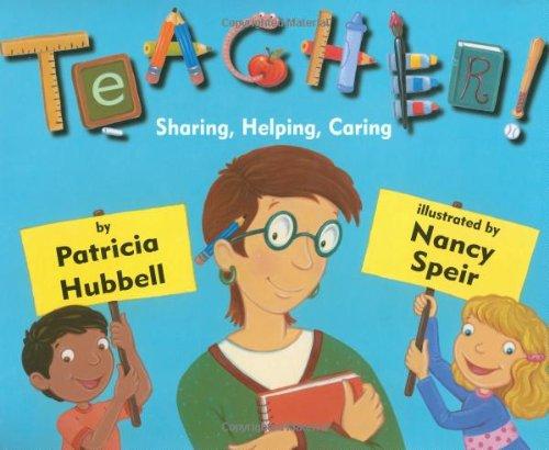 Read Online Teacher!: Sharing, Helping, Caring pdf epub