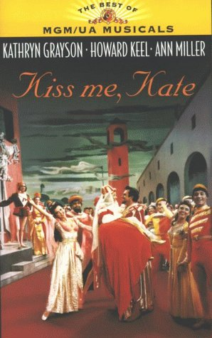 Kiss me, Kate [Alemania] [VHS]: Amazon.es: Kathryn Grayson ...