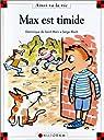 Max est timide par Dominique de Saint Mars