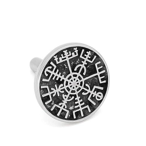 Amazon.com: GuoShuang - Gemelos de acero inoxidable con ...