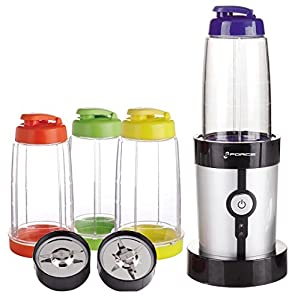 GForce GF-P1546-1029 15 Piece Set Mini Blender With Travel Lids and Cups : Would buy again.