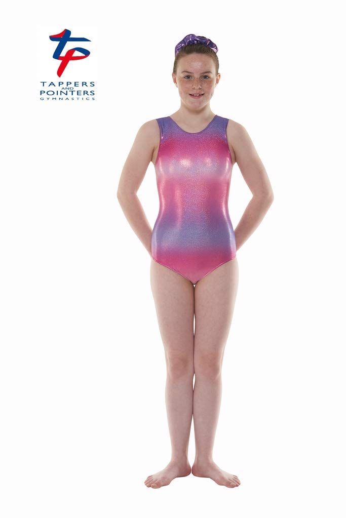 Kaleidoscope Tappers and Pointers Sleeveless Leotard  Amazon.co.uk  Sports    Outdoors 6e4c90716e4