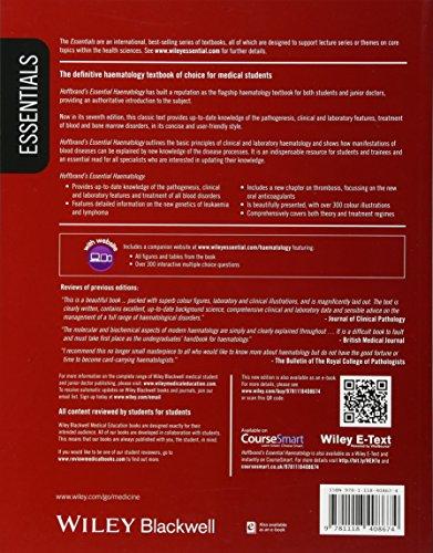 Hoffbrand's Essential Haematology (Essentials) - medicalbooks.filipinodoctors.org