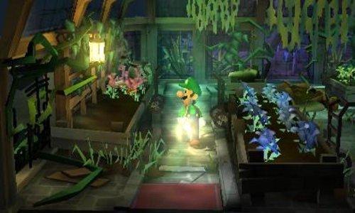 Luigi Mansion 2(Japan Import)(Does not work on USA 3DS/DSI/X)