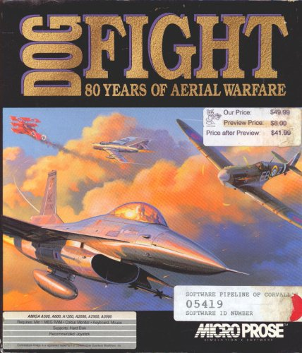 Dogfight - 80 Years of Aerial Warfare