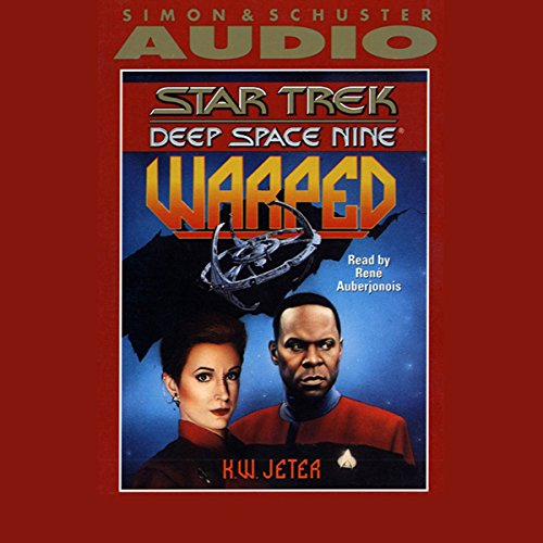 Star Trek, Deep Space Nine: Warped Audiobook [Free Download by Trial] thumbnail
