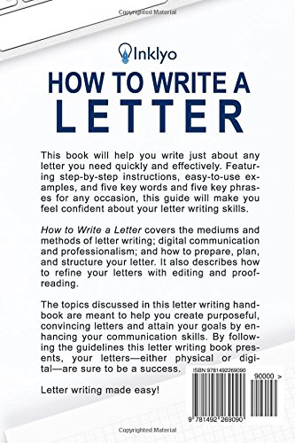 Buy How to Write a Letter Book Online at Low Prices in India