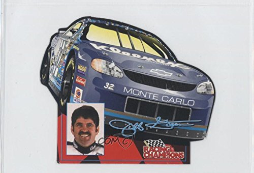 Jeff Green (Trading Card) 1999 Racing Champions The Originals Die-Cut - [Base] #JEGR