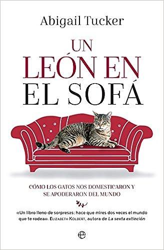 Un León en el Sofá (Fuera de colección): Amazon.es: Abigail Tucker ...