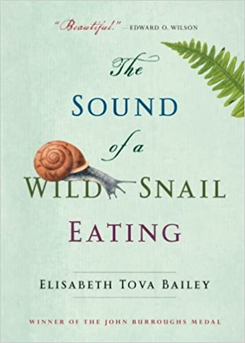 Image result for the sound of a wild snail eating