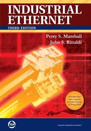 Ethernet Protocol Industrial (Industrial Ethernet: Third Edition)