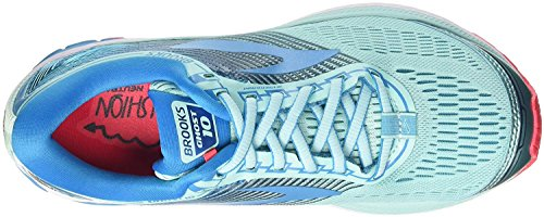 Turquoise Brooks Mujer 10 Mint Running de para Zapatillas Pink Blue Ghost BR0BqHP