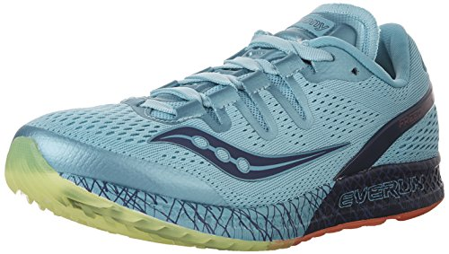 White Fitness Grey Turquoise Freedom Saucony Women's Shoes Iso pn1vPAP