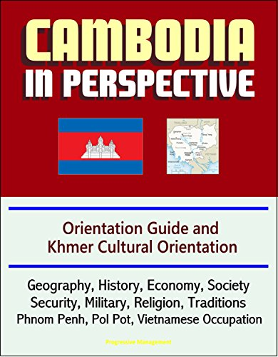 Tradition Rouge (Cambodia in Perspective - Orientation Guide and Khmer Cultural Orientation: Geography, History, Economy, Society, Security, Military, Religion, Traditions, Phnom Penh, Pol Pot, Vietnamese)