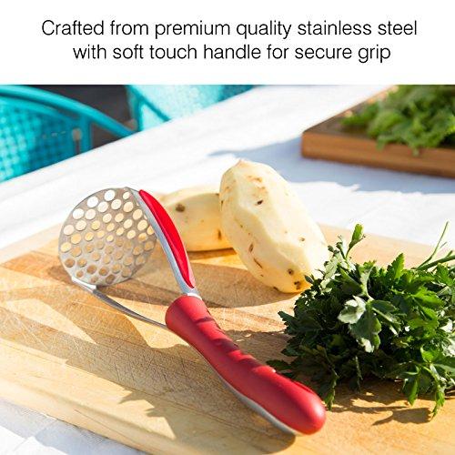 ZYLISS Potato Masher, Stainless Steel