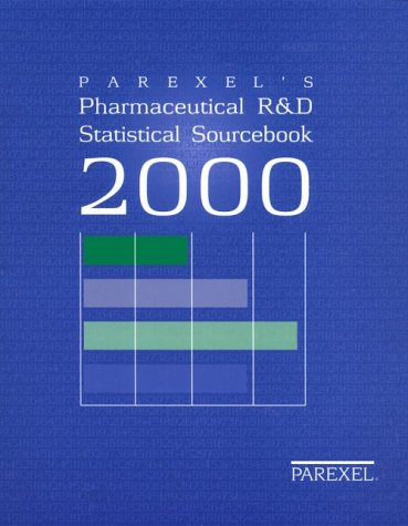 Parexels Pharmaceutical R   D Statistial Source  Book 2000