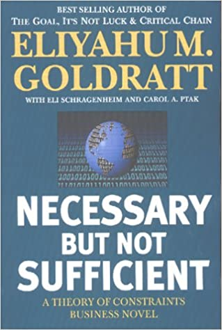 but goldratt