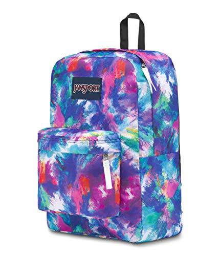 Jansport Dye Label Label Black Unisex Adult Adult Black Backpack Unisex Bomb Jansport Superbreak IqOFA