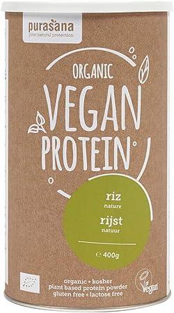 Purasana Proteína de arroz simple None