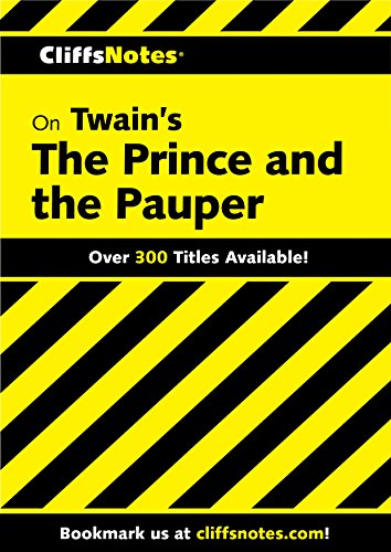 CliffsNotes on Twain's The Prince and the Pauper (Cliffs notes) ()