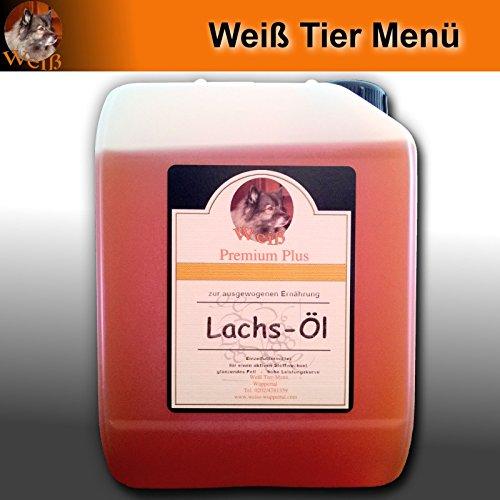 Weiß Premium-Plus Lachs-Öl 2,5l Kanister SONDERANGEBOT-ÜBERPRODUKTION