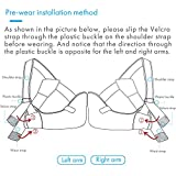 Velpeau Arm Sling Shoulder Immobilizer - Rotator