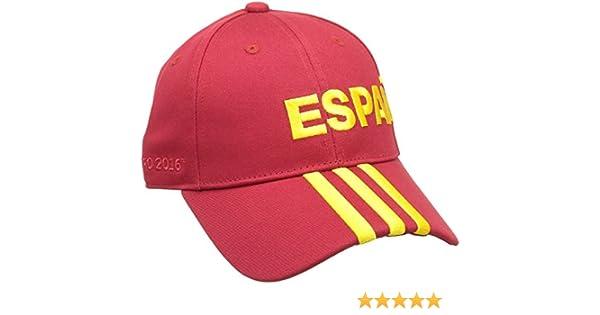 adidas CF 3-Stripes Spain Gorra, Unisex Adulto