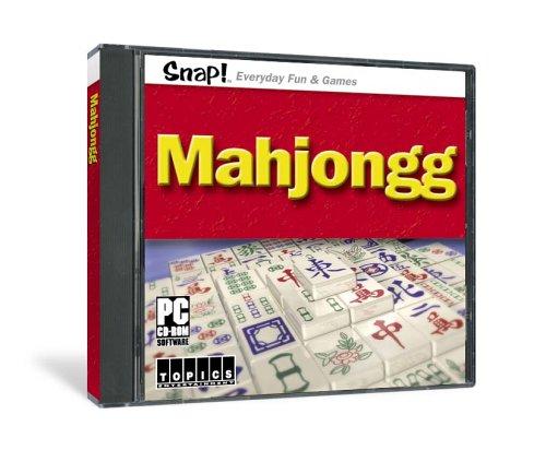 SNAP! Mahjongg ( Jewel Case ) - PC