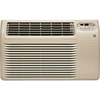GE AJCQ12DCF Energy Star Built-In Cool-Only Air Conditioner, 12000/11800 BTU