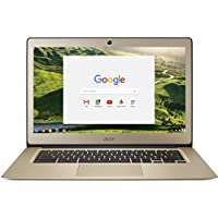 Acer Chromebook 14 Celeron N3160 1.60 GHz 4 GB Ram 32 GB Storage ChromeOS | CB3-431-C6ZB (Certified Refurbished)