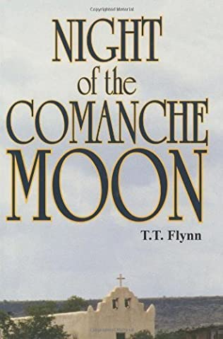 book cover of Night of the Comanche Moon
