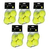 Hyper Pet Tennis Balls Dog Toy, 4 count - 5 Pack