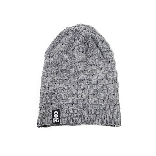 Barba Head Gorro Beard Beckett lockiger RxSq505