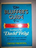 Bluffers Guide to Gourmet Cooking, Dixie Dean Trainer, 0517500299