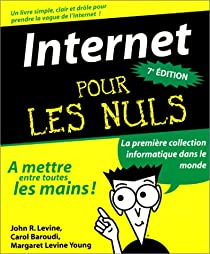 Internet pour les nuls par Levine