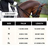 FitsT4 Horse Riding Gloves Equestrian Horseback