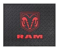 Dodge Ram Logo Utility Mat 14\