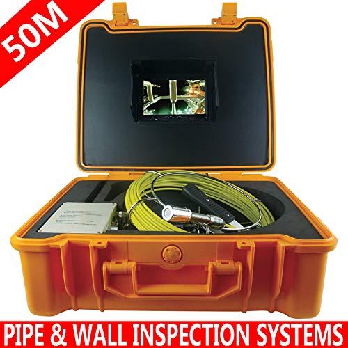 【一部予約販売】 管の点検システム防水管/壁の下水道のヘビの点検カメラシステム7