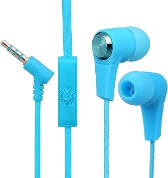 Gamogo Auriculares internos Auriculares con Cable Jack de 3,5 mm ...