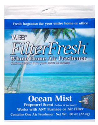 Price comparison product image Web Filter Fresh WOCEAN Air Freshener