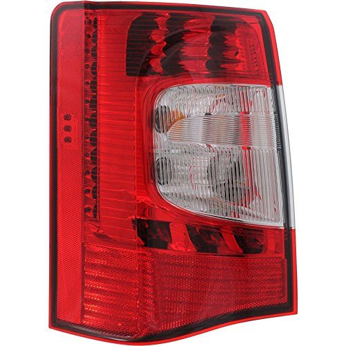 Tail Light for Chrysler Town and Country 11-16 Assembly LED Left Side Chrysler Town & Country Tail