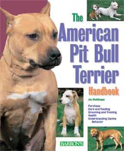 Read Online American Pit Bull Terrier Handbook (Barron's Pet Handbooks) pdf
