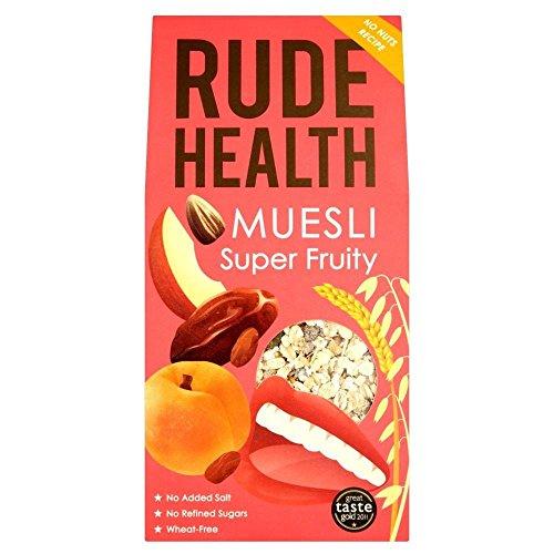 Rude Health Super Fruity Muesli (500g) - Pack of 6