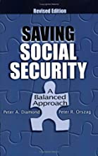 Saving Social Security: A Balanced Approach