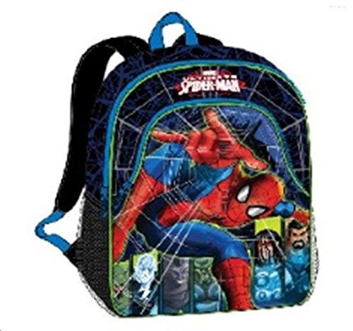 Marvel Spider-man Spiderman Large Backpack Sparkling