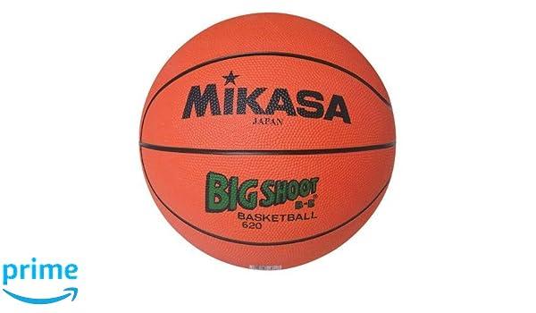 Balón Baloncesto Mikasa B-6 Goma: Amazon.es: Deportes y aire libre