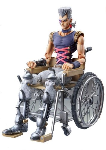 Medicos JoJos Bizarre Adventure: Part 5--Golden Wind: J. P. Polnareff Super Action Statue